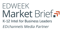 EdWeek Market Brief